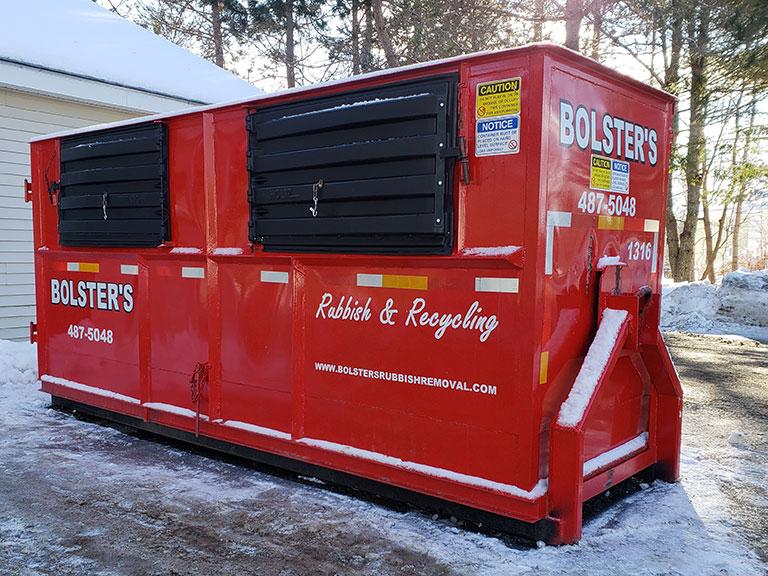 Bolster's Rubbish & Recycling, Maine Rubbish, Garbage & Trash